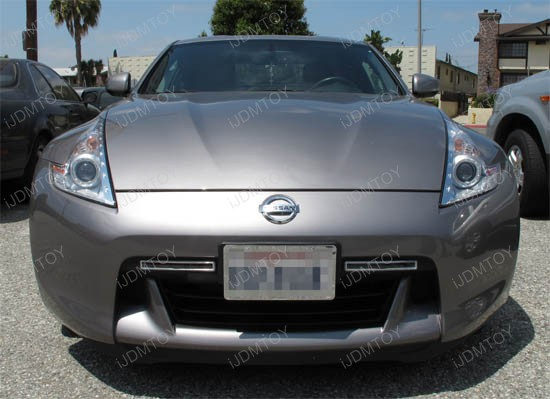 Nissan - 370Z - LED - Driving - Lights - 1
